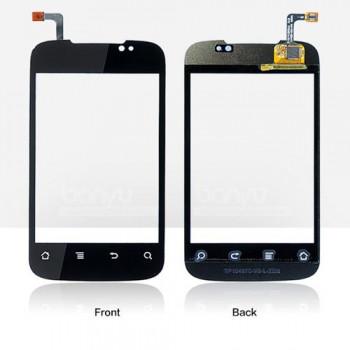 Сенсорний екран для смартфону Huawei U8651 тачскрін чорний