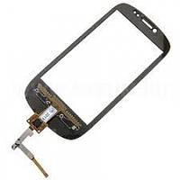 Сенсорний екран для смартфону Huawei U8850, тачскрін чорний