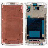 Рамка кріплення дисплея LG D800 801 802 803 805 G2,  біла