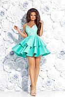 Шикарное платье на выпускной праздник  № 7235 ел, фото 1