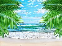 Фотообои ArtWalls Фотообои Морской прибой ArtWalls-00146 Глянец