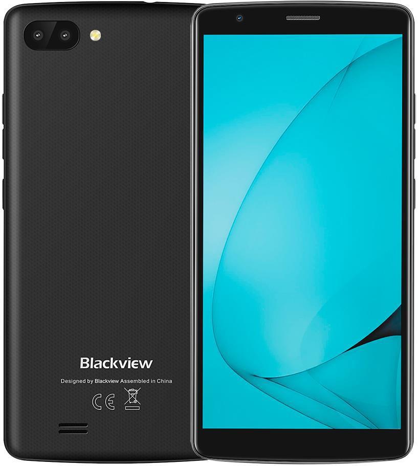 Blackview A20 | Черный | 1/8 ГБ | Гарантия