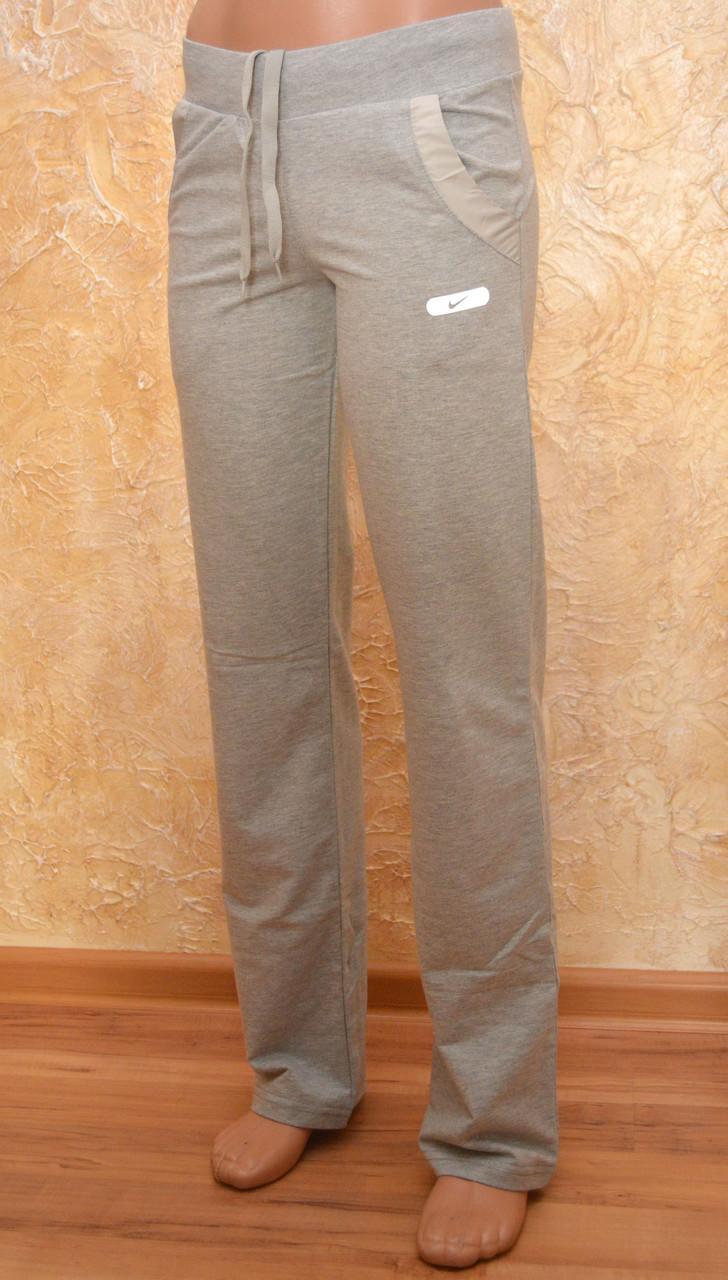 Женские спортивные серые штаны NIKE (копия)