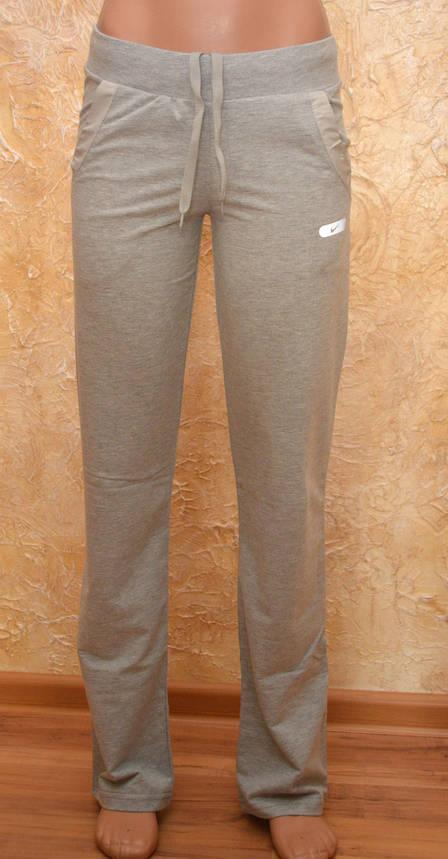 Женские спортивные серые штаны NIKE (копия), фото 2