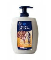 Мыло жидкое Felce Azzurra Sapone Liquido Ambrato 300мл