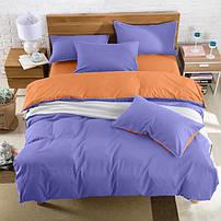 Подростковое двухстороннее постельное белье Premium