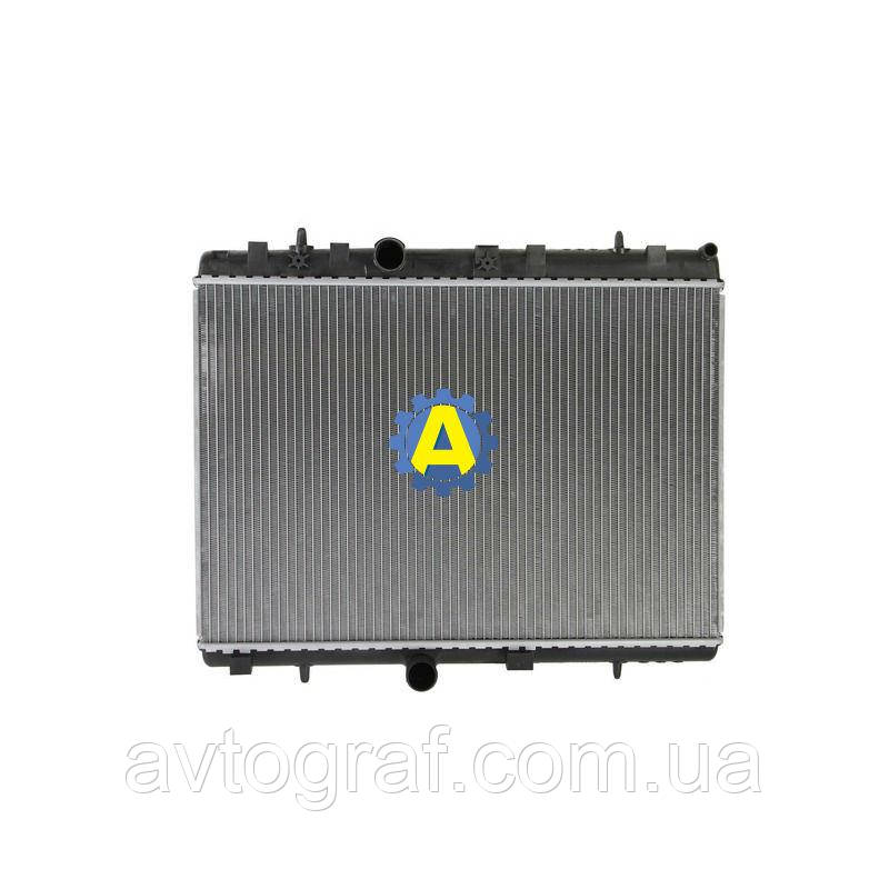 Радіатор охолодження двигуна (основний) на Пежо 301(Peugeot 301) 2013-2017