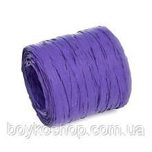 Рафия фиолетовая Италия