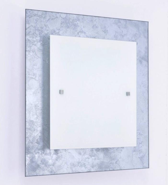 """Светильник 40150 """"Мрия"""" НББ 2х60 Вт, Е27, 400мм серебро"""