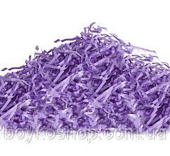 Стружка-наполднитель фиолетовая