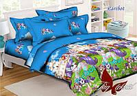 Комплект постельного белья для детей полуторный Raribot (ДП-Raribot)