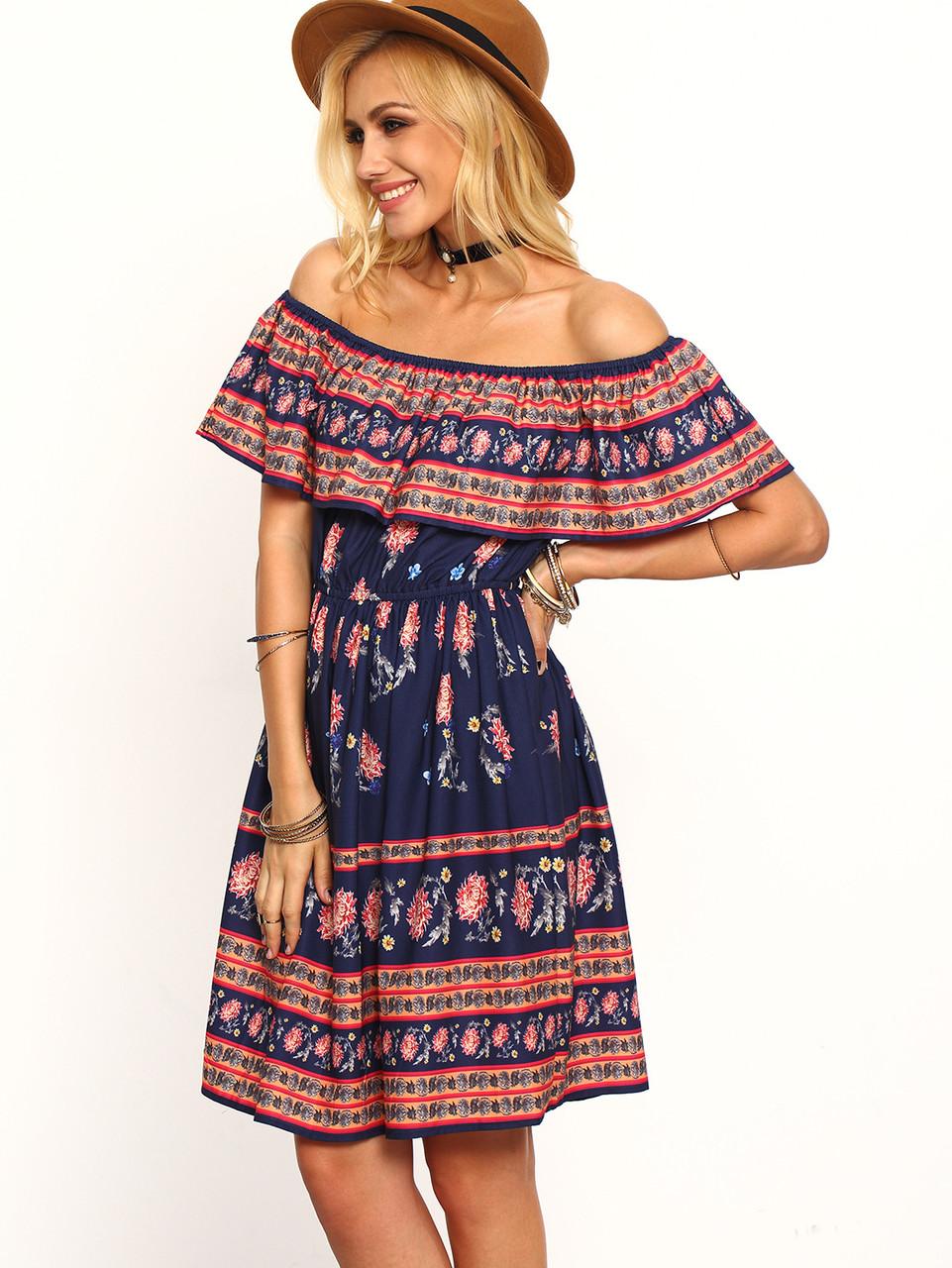 Женское платье AL-3078-95