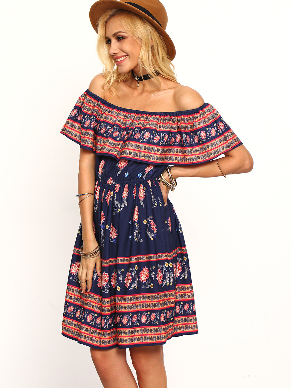 Женское платье размер XL (40) AL-3078-95