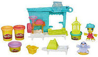 Игровой набор Hasbro Play-Doh Город. Магазинчик домашних питомцев (B3418)