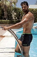 Мужские шорты для плавания Lotto 3659 N1 50(L) Черный