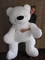 """Плюшевый медведь (мишка) """"Бублик"""" 2 метра. Огромный мишка, Медведь большой. Медведь 2 метра, Белый медведь."""