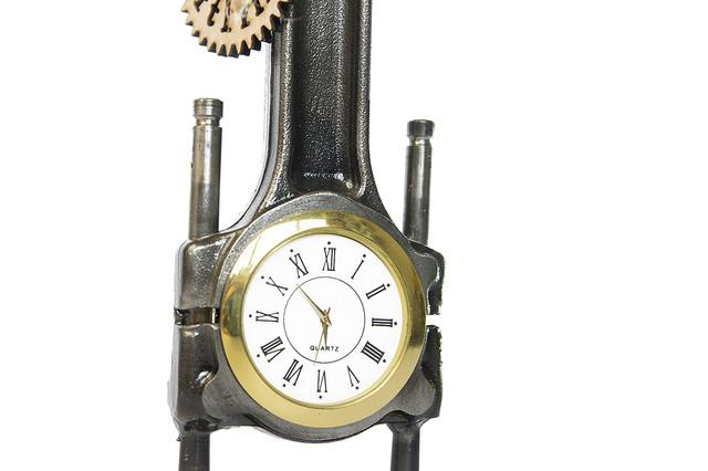 часы стимпанк ручной работы
