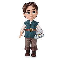 Disney Animators´ Флинн аниматор с лошадкой Collection Flynn Frozen Doll