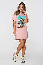 Женская туника-футболка (2348sk), фото 3