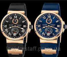 СТИЛЬНЫЕ Мужские наручные  часы Ulysse Nardin (улис нардин) кварц