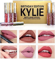 Набор помады Kylie Birthday Edition (6 цветов)