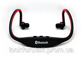 БЕСПРОВОДНЫЕ Наушники Sports Stereo MP3-FM-TF Bluetooth (блютуз) ДЛЯ СПОРТА безпровідні навушники