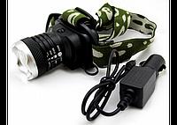 Налобный фонарь Bailong BL–6809 KX