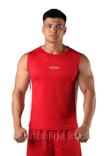 Майка боксерская Berserk Boxing red