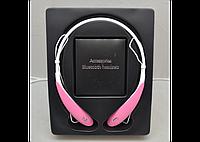 Для ФИТНЕСА и СПОРТА!! Наушники БЕСПРОВОДНЫЕ LG HBS800 bluetooth MX (блютуз) на ПОДАРОК!!