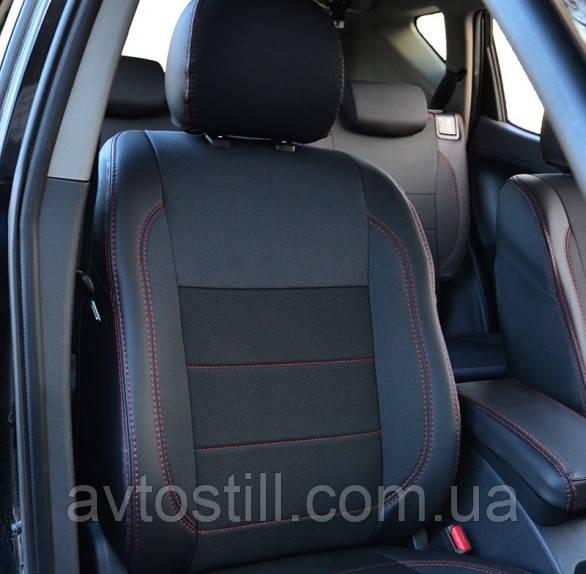 Автомобильные чехлы на сидения Geely Emgrand X7 (2013-..)