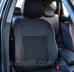 Автомобільні чохли на сидіння Geely Emgrand X7 (2013-..)