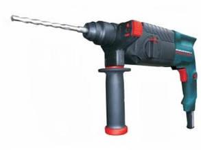 Перфоратор ПРТ 24-72 П РОСТЕХ 750 Вт, 24 мм, 2,4 Дж, 3 режима, 2 патрона