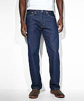 Мужские джинсы Levis 505™ Regular Fit Jeans (Rinse), фото 1