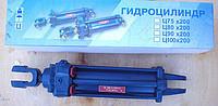 Гидроцилиндр ГЦ100х200 задняя навеска МТЗ