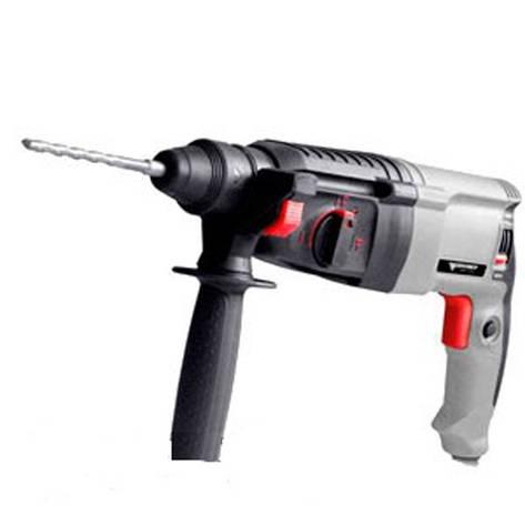 Перфоратор PLRH 24-8 R FORTE 800 Вт, 24 мм, 2,7 Дж, 3 режима, фото 2