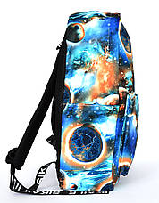 Школьный рюкзакс оригинальным принтом 2838, фото 3