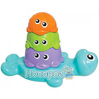 """Игрушка для ванной Playgro """"Черепашка с друзьями"""""""