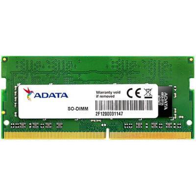 Модуль памяти для ноутбука SoDIMM DDR4 4GB 2133 MHz A-DATA (AD4S2133J4