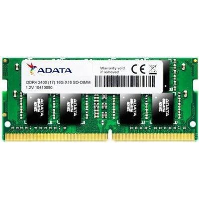 Модуль памяти для ноутбука SoDIMM DDR4 4GB 2400 MHz A-DATA (AD4S2400J4