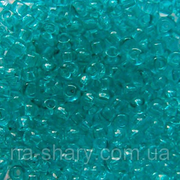 Чешский бисер для рукоделия Preciosa (Прециоза) оригинал 50г 33119-01165-10 Голубой