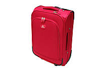 Легкий тканевый чемодан малого размера на 2-х колесах David Jones 2000-4 75ec279d619