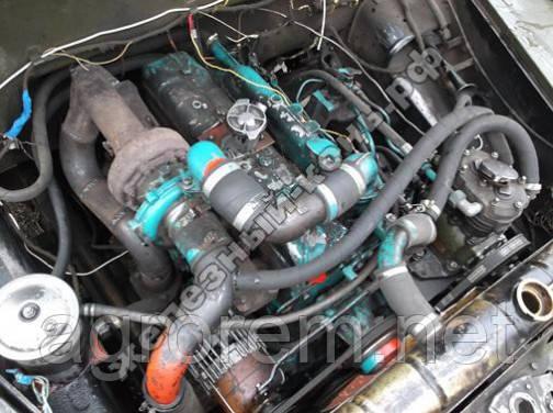 Двигатель дизельный СМД на ЗИЛ-130 (переоборудованный)