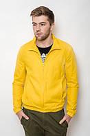 Ветровка мужская легкая летняя спортивная синяя, белая, желтая, черная, оранжевая