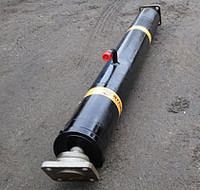 Гидроцилиндр подъема кузова Камаз (65111-8603010) 3-х штоковый
