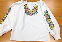 ШВЖ-58. Пошита жіноча блузка