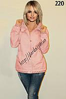 Женский летний пиджак большого размера Ylanni 220