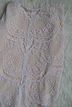 Короткая юбка с кружевом Missguided, фото 3