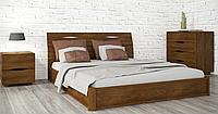 Кровать деревянная Марита Люкс