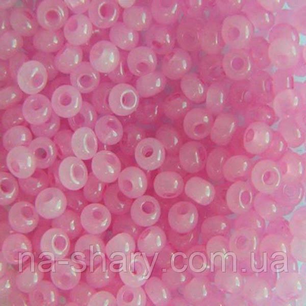 Чешский бисер для рукоделия Preciosa (Прециоза) оригинал 50г 33119-02192-10 Розовый