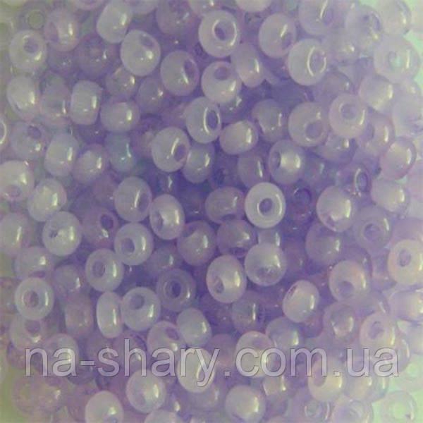 Чешский бисер для рукоделия Preciosa (Прециоза) оригинал 50г 33119-02223-10 Фиолетовый